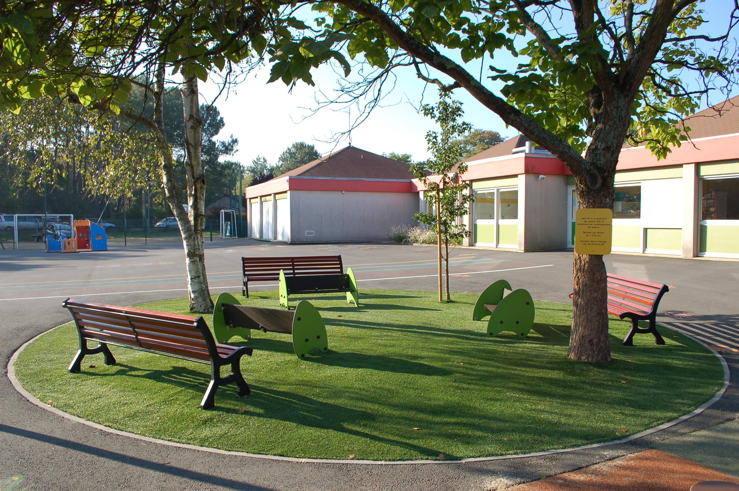 Aire de jeux & Espaces Publics