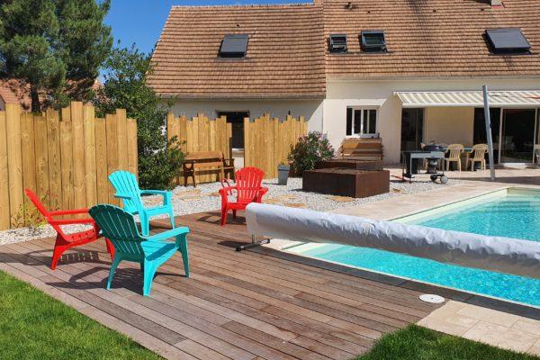 Arbor&Sens Plage piscine